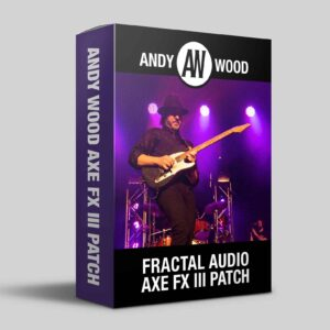 Andy Wood Music Axe FX III product image