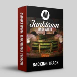 Andy Wood backing track product image