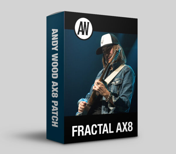 Andy Wood Music AX8 product image